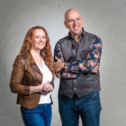 Sandra Need & Theo Collin coaches